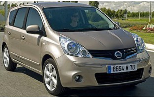 Nissan Note (2006 - 2013) excellence car mats