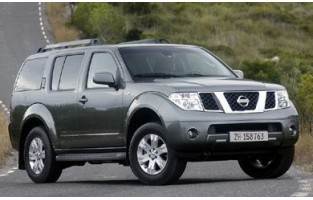 Nissan Pathfinder (2005 - 2013) excellence car mats