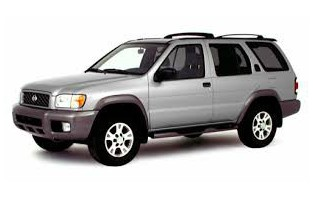 Nissan Pathfinder (2000 - 2005) reversible boot protector