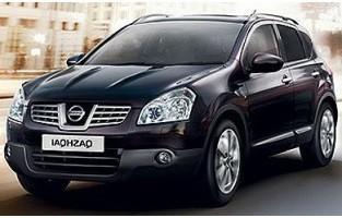 Nissan Qashqai (2007 - 2010) reversible boot protector