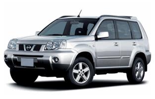 Nissan X-Trail (2001 - 2007) economical car mats