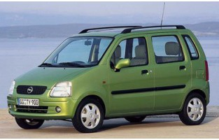 Opel Agila A (2000 - 2008) reversible boot protector