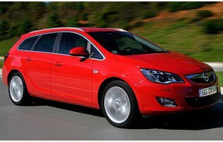 Opel Astra J Sports Tourer (2010 - 2016) excellence car mats