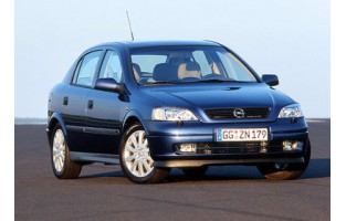 Opel Astra G 3 or 5 doors (1998 - 2004) economical car mats