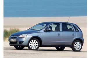 Opel Corsa C (2000 - 2006) excellence car mats