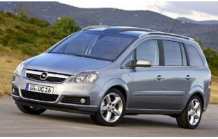 Opel Zafira B 7 seats (2005 - 2012) economical car mats
