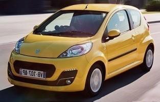 Peugeot 107 (2009 - 2014) excellence car mats