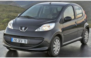 Peugeot 107 (2005 - 2009) excellence car mats
