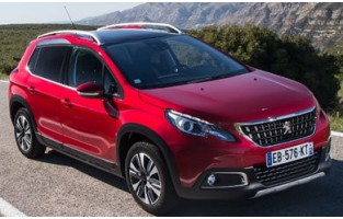 Protector, luggage compartment reversible for Peugeot 2008 (2016 - 2019)