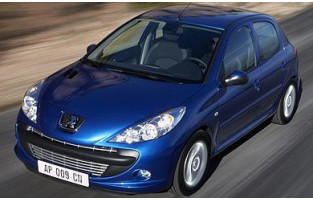 Peugeot 206 (2009 - 2013) economical car mats