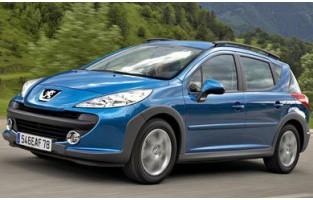 Peugeot 207 touring (2006 - 2012) economical car mats