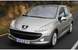 Peugeot 207 3 o 5 doors (2006 - 2012) reversible boot protector