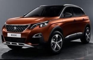 Peugeot 3008 (2016 - current) economical car mats