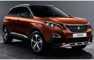 Peugeot 3008 (2016 - Current) reversible boot protector