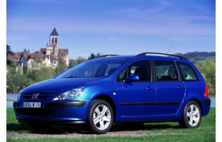 Peugeot 307 touring (2001 - 2009) economical car mats