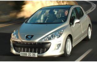 Peugeot 308 3 or 5 doors (2007 - 2013) economical car mats
