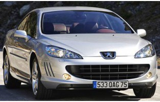 Peugeot 407 Coupé (2004 - 2011) economical car mats