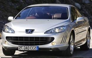 Peugeot 407 Coupé (2004 - 2011) excellence car mats