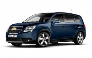 Chevrolet Orlando economical car mats