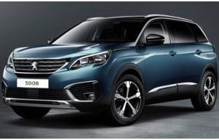 Peugeot 5008 5 seats (2017 - current) economical car mats