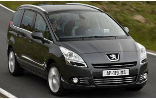 Peugeot 5008 5 seats (2009 - 2017) excellence car mats
