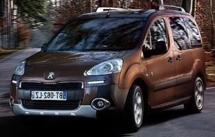 Peugeot Partner (2008 - 2018) economical car mats