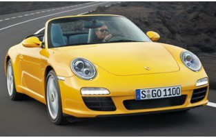 Porsche 911 997 Restyling Cabrio (2008 - 2012) reversible boot protector