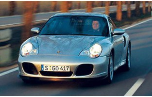 Porsche 911 996 Coupé (1997 - 2006) reversible boot protector