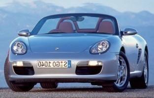 Porsche Boxster 987 (2004 - 2012) economical car mats
