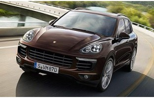 Tailored suitcase kit for Porsche Cayenne 92A Restyling (2014 - 2018)