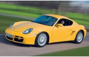 Porsche Cayman 987C (2005 - 2009) economical car mats