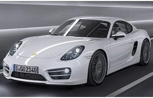 Porsche Cayman 981C (2013 - 2016) excellence car mats