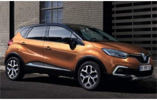 Renault Captur Restyling (2017 - Current) reversible boot protector