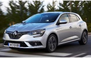 Renault Megane 5 doors (2016 - current) economical car mats