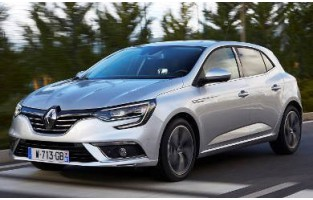 Renault Megane 5 doors (2016 - current) excellence car mats