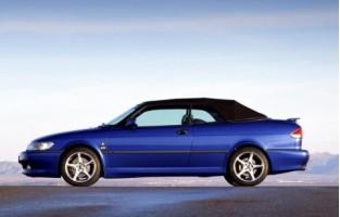 Saab 9-3 Cabriolet (1998 - 2003) economical car mats