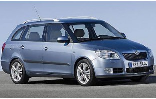 Skoda Fabia Combi (2008 - 2015) economical car mats