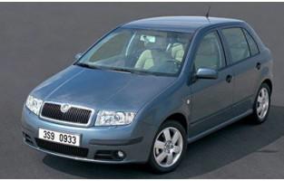Skoda Fabia 3 or 5 doors (2000 - 2007) excellence car mats