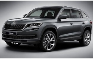 Skoda Kodiaq 5 seats (2017 - current) excellence car mats