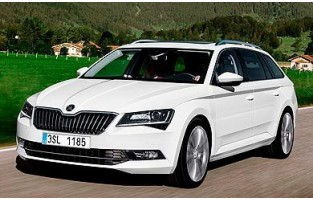 Skoda Superb Combi (2015 - current) excellence car mats