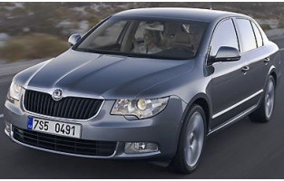 Skoda Superb (2008 - 2015) excellence car mats