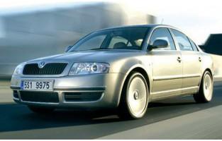 Skoda Superb (2002 - 2008) economical car mats