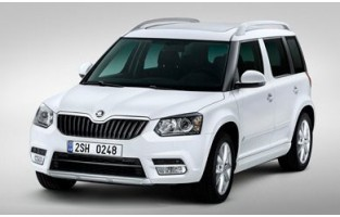 Skoda Yeti (2014 - current) economical car mats