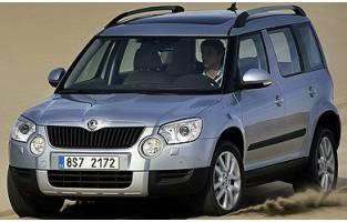 Skoda Yeti (2009 - 2014) economical car mats