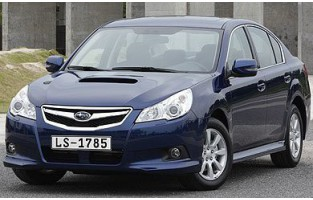 Subaru Legacy (2009 - 2014) excellence car mats