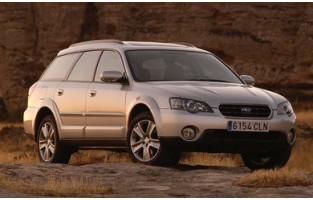 Subaru Outback (2003 - 2009) economical car mats