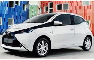 Toyota Aygo (2014 - 2018) economical car mats