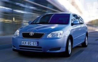 Toyota Corolla (2002 - 2004) economical car mats
