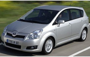 Toyota Corolla Verso 7 seats (2004 - 2009) economical car mats