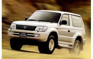 Toyota Land Cruiser 90 (1996-1998) excellence car mats